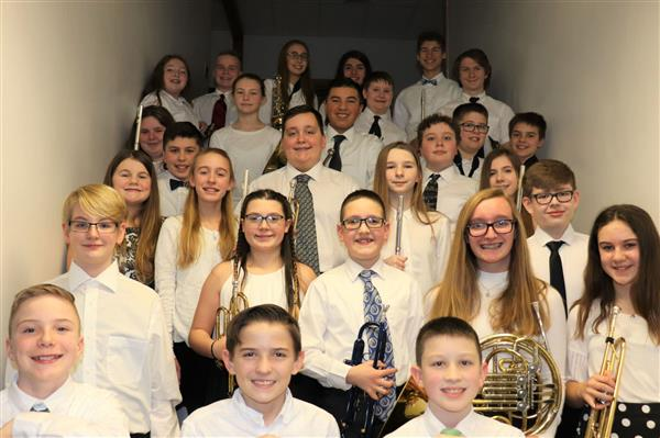 High School and Middle School Students Perform in Greater Utica Honors Ensembles