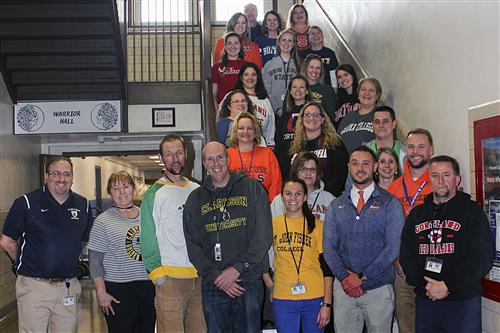 Middle School Campus Celebrates National School Counseling Week