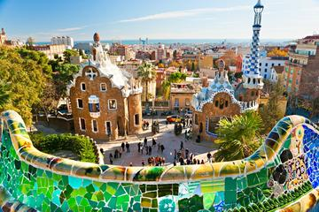 Parc Guell: Barcelona, Spain