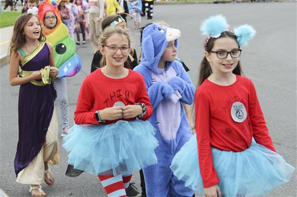 PHOTO GALLERY: Deerfield Halloween Parade