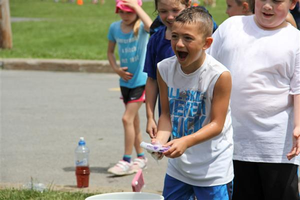 "Deerfield Elementary Students Close Out Year With Annual ""Fun Day"""