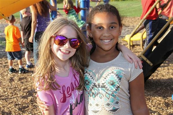 "Deerfield Elementary Opens New School Year with ""Party on the Playground"""