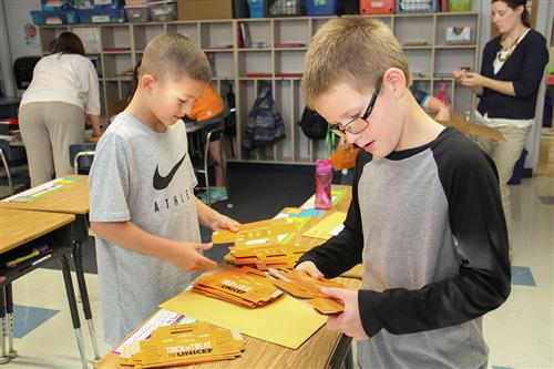 Deerfield Elementary School Trick-or-Treats for UNICEF, Raises $2,000