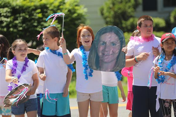 Hart's Hill Elementary Welcomes 23rd Annual Ride for Missing Children