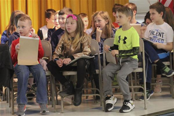 Third Graders Learn About Judicial Process Through Mock Trial