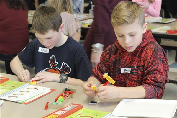Marcy Elementary Kicks Off After-School STEM Camp