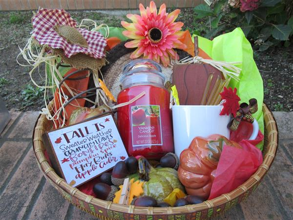 Basket Raffle to Raise Funds for Westmoreland Road Elementary
