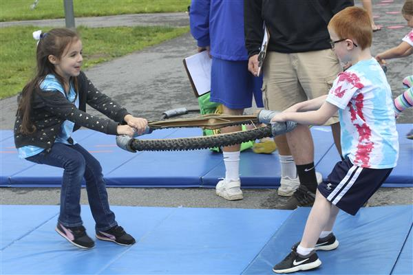 Westmoreland Road Elementary Holds Annual Fun Day