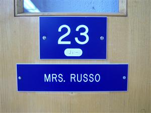 Mrs. Russo-Room 23