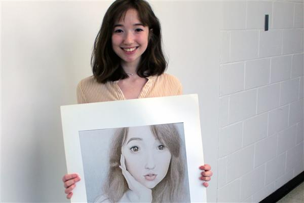 Whitesboro Students Recognized in Congressional Art Competition