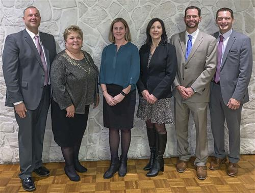 Whitesboro Educators Honored at Genesis Group's Annual Celebration of Education