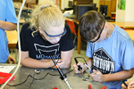Whitesboro Middle School Hosts Inaugural Science and Tech Academy Summer Camp