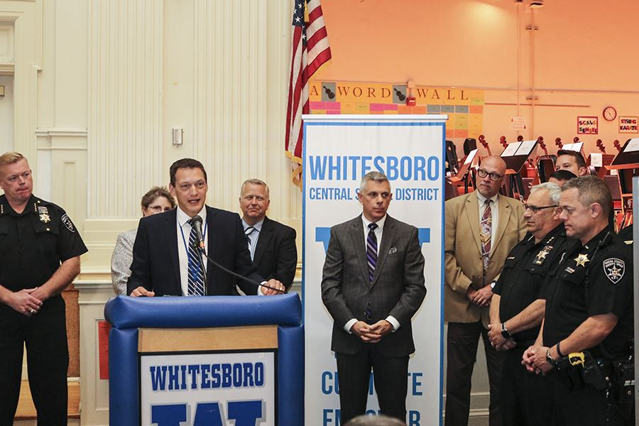 Whitesboro CSD Leads the Way in School Safety