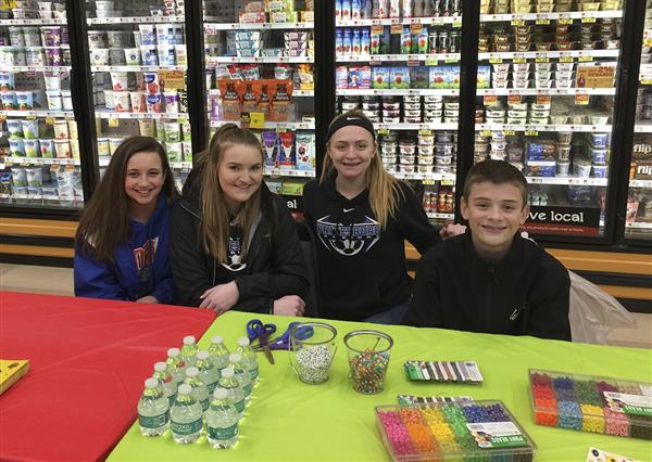 Community Wellness Event Held at Hannaford