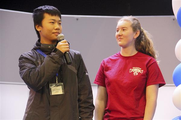 Whitesboro High School Hosts 43rd Annual Foreign Students Day