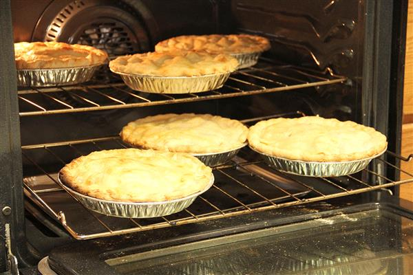 High School's 24th Annual Pie Drive Needs Your Support!