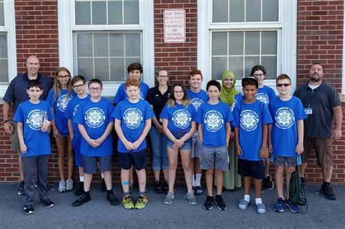 Middle School Hosts Second Annual Science and Tech Academy
