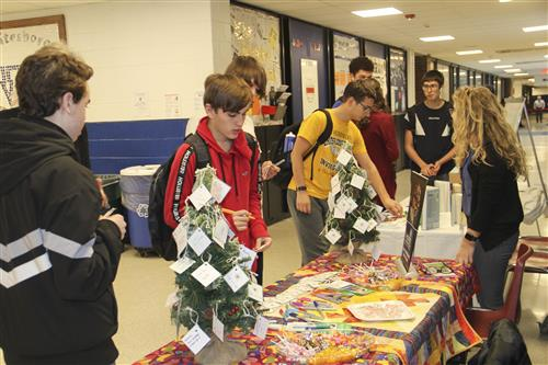 Hospice & Palliative Care Visits High School to Talk About Grief During the Holidays