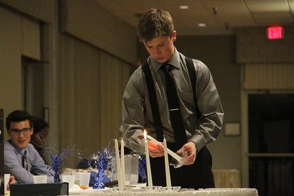 High School National Honor Society Inducts 79