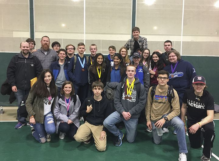2018 Science Olympiad Team Takes Home Several Medals