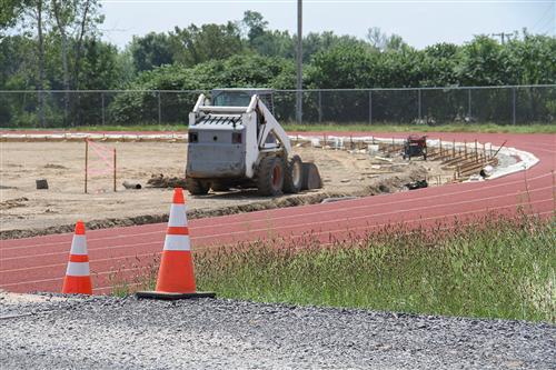 Wadas Field construction